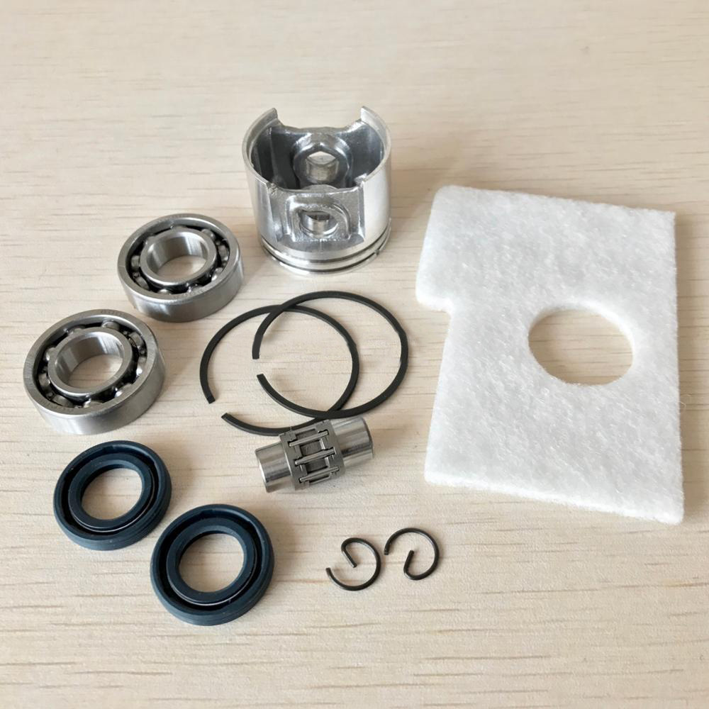 42 5mm Cylinder Piston Ring Kit For STIHL 023 025 MS230