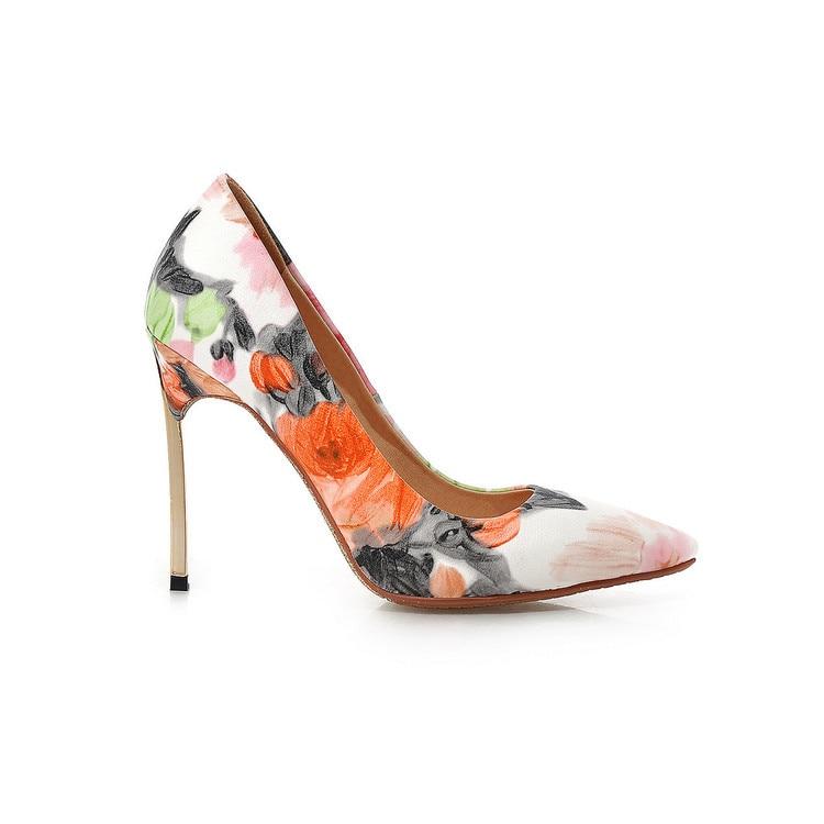 Enfers Décontractées Automne 2019 Mince as Hauts As Talons Picture Nouveau Sac Femmes Picture Chaussures Kelly Imprimé YnwP4