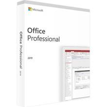 Microsoft Office Professional для Windows 10 код продукта Розничная коробка