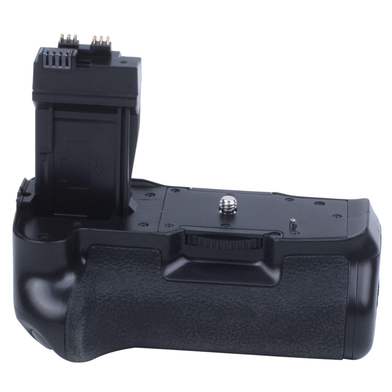 BG-E8 de prise de batterie pour batterie Canon EOS 550D + 4 LP-E8 LPE8