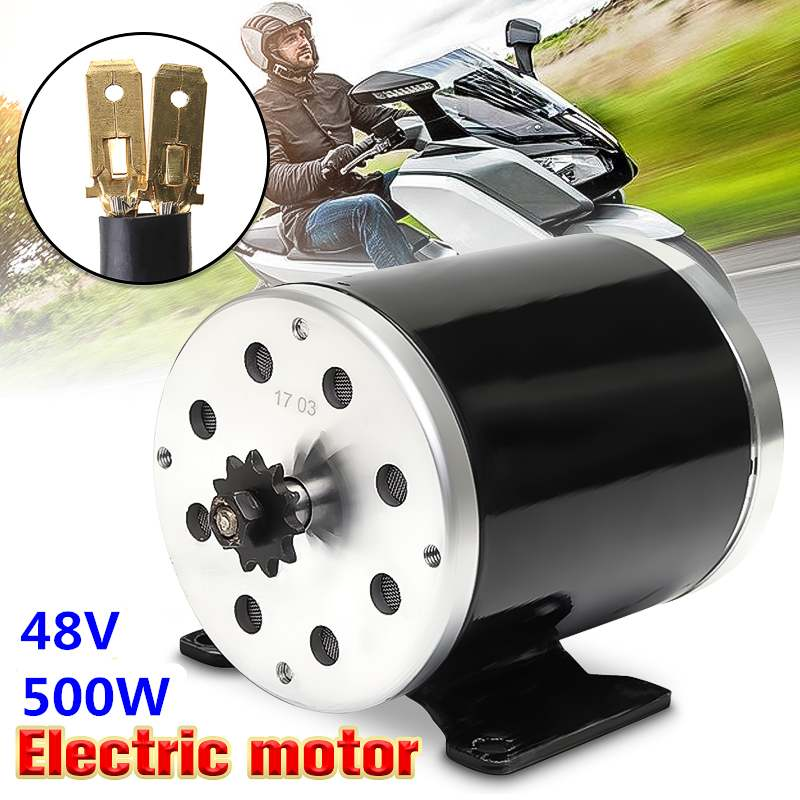 High Speed 36V/48V 500W MY1020 Electric Brushed Motor For Electric Scooter E-Bike Electric Bicycle Motorcycle Accessories PartHigh Speed 36V/48V 500W MY1020 Electric Brushed Motor For Electric Scooter E-Bike Electric Bicycle Motorcycle Accessories Part