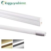 Kagustyles ime 30cm 60cm integrato T8 T5 LED Tube 6W 10W 220V tubo fluorescente LED T5 Light Tube Lamp Lighting 300mm 600mm