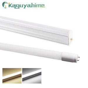 Image 1 - Kaguyahime 30cm 60cm Integrated T8 T5 LED Tube 6W 10W 220V Fluorescent Tube LED T5 Light Tube Lamp Lighting 300mm 600mm