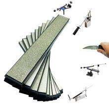 80 3000 grit tesoura de cozinha lâminas de afiador de faca diamante pedra de amolar ruixin pro borda pedra
