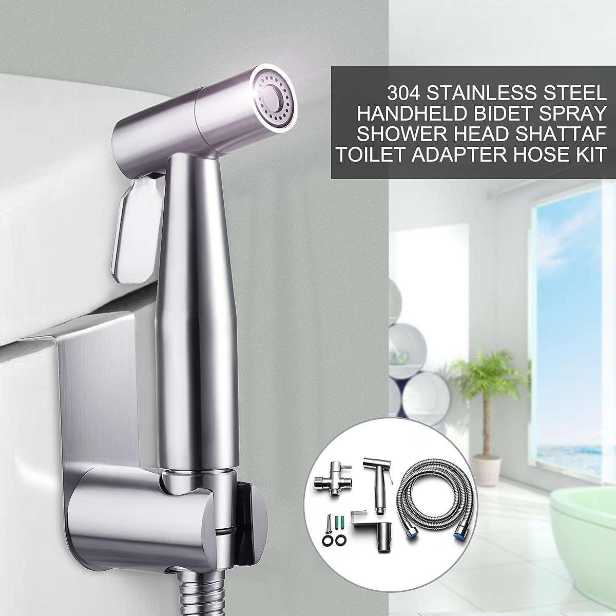 Bidets & Bidet Parts Bathroom Fixtures Gappo Bidets Handheld Shower Bathroom Bidet Spray Muslim Shower Toilet Faucet Washer Tap Mixers Ducha Higienica Shrink-Proof