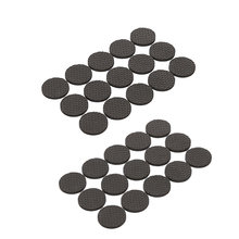 30pcs Table Feet Pad Non-Slip Silent Self-adhesive Thicken Feet Cover Floor Protectors Pad Leg Bottom for Chair Table Furniture(China)
