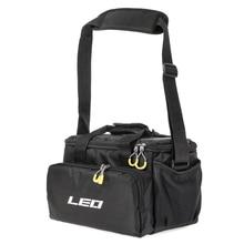 Case Fishing-Tackle-Bag Hand-Bag LEO Carp Multifunctional Padded