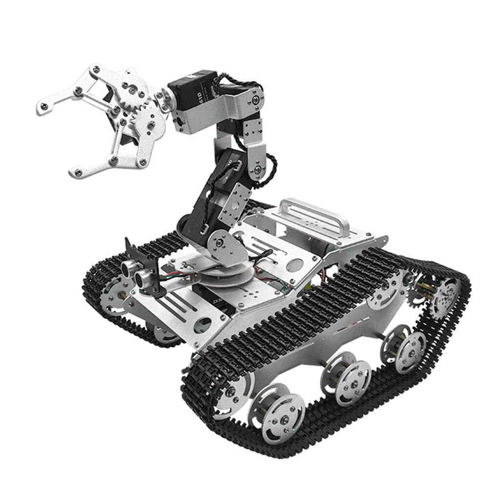 En Stock TL-TECH KiBOT-2 6DOF RC Robot bras voiture PS2 bâton contrôle Kit éducatif pour enfants cadeau