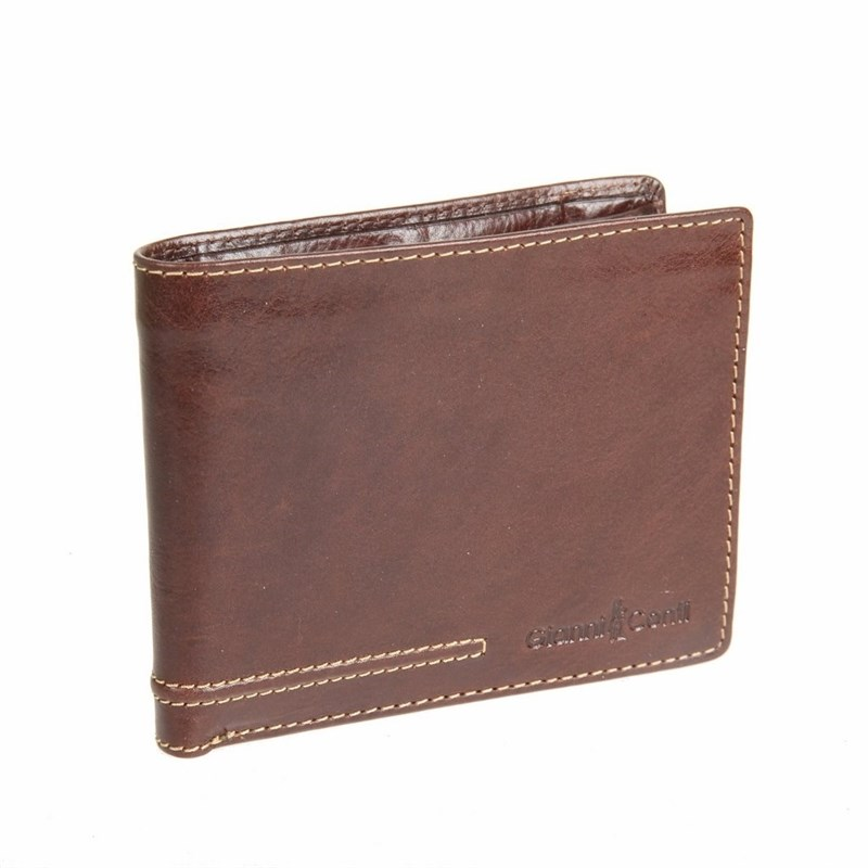Coin Purse Gianni Conti 707111 Brown new fashion purse wallet female famous brand card holders cellphone pocket gifts for women money bag clutch coin purse ladies