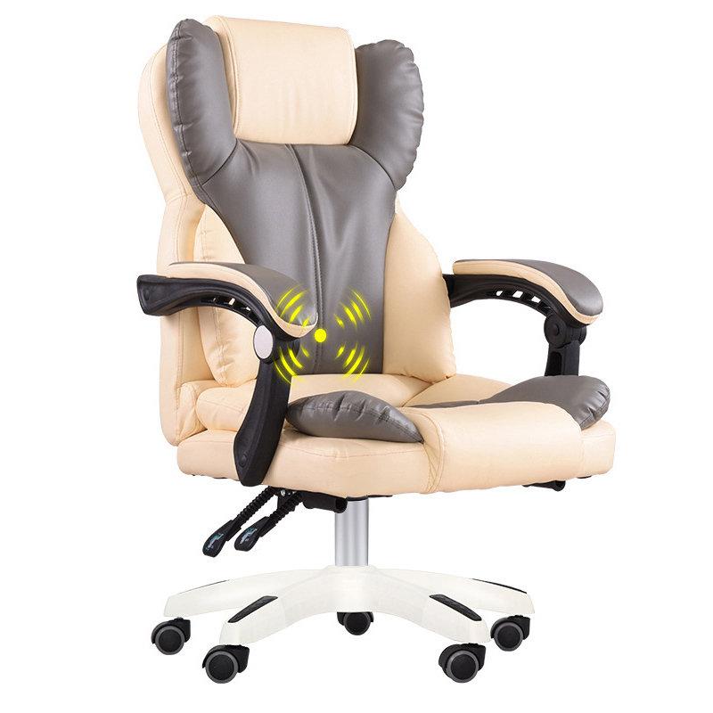 Купить с кэшбэком Computer Chair Home Chair Office Chair Can Lie With Footrest Ergonomic Seat Boss Chair
