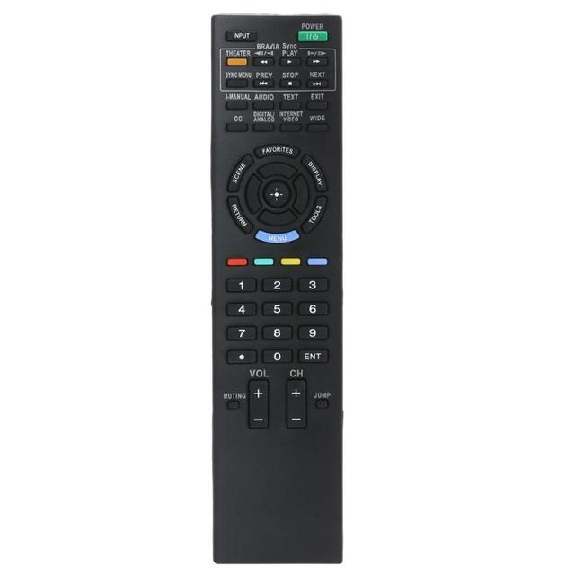 Télécommande Adapté pour Sony RM GD005 KDL 32EX402 RM ED022 RM ED036 Télévision Remplacement Télécommande