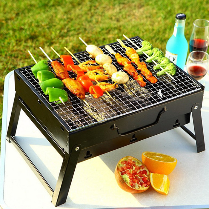 Charcoal Grill Household Portable