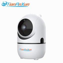 Tiananxun IP Kamera Wifi Mini Kamera 1080P YCC365 Bulut Ev Güvenlik Kablosuz Otomatik Izleme Wi Fi CCTV gözetim kameraları