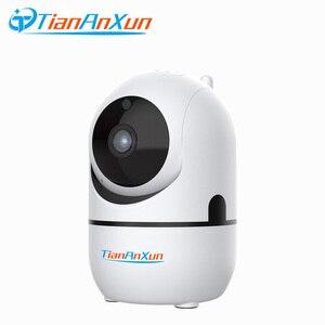 Image 1 - Tiananxun Mini caméra de Surveillance IP Wifi Cloud hd 1080P (YCC365), dispositif de sécurité domestique sans fil, avec suivi automatique