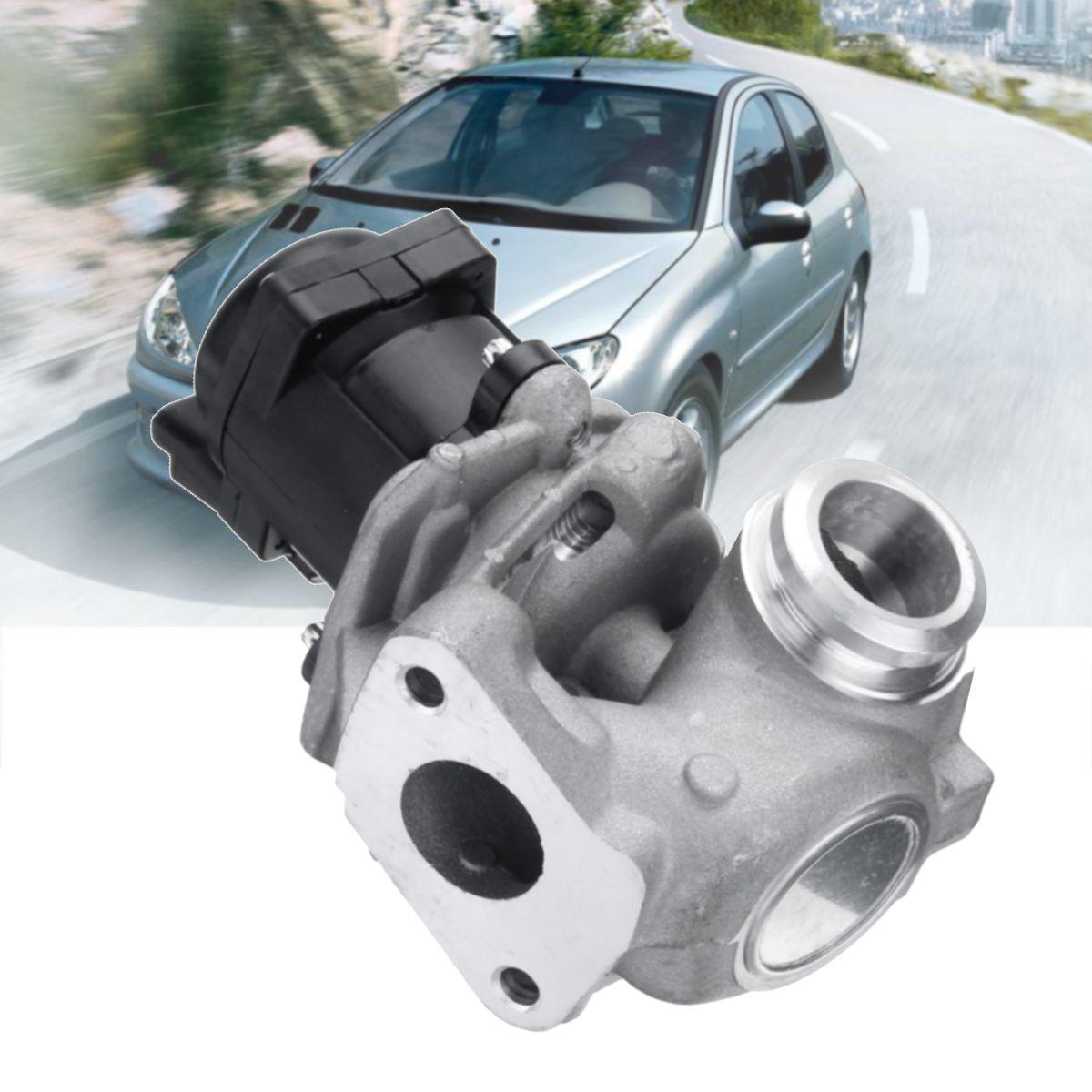 EGR Valve For Citroen C3 C4 C5 for Peugeot 206 207 307 308 407 Partner for