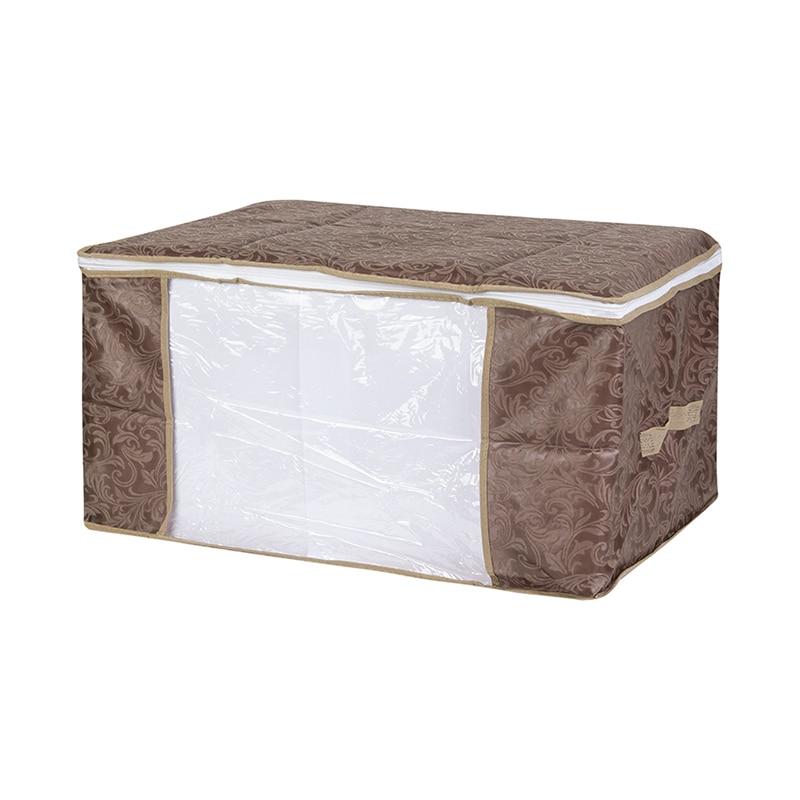 Storage box Elan Gallery 371142 Storage and organisations 4 grid hollowed storage box