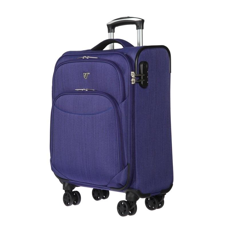 Suitcase-trolley Verage GM17026W18, 5 purple suitcase trolley verage gm17072w24 black