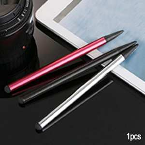 Ballpoint Pens Initiative 3 In 1 Touch Screen Stylus Ballpoint Pen With Led Flash Light For Ipad Iphone School Writing Pens Wjp