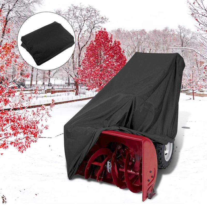 Fabric 300D Polyester Blowers Thrower Snow Snow Cover For 210D Snow Cover Durable Windproof Covers Waterproof Snow