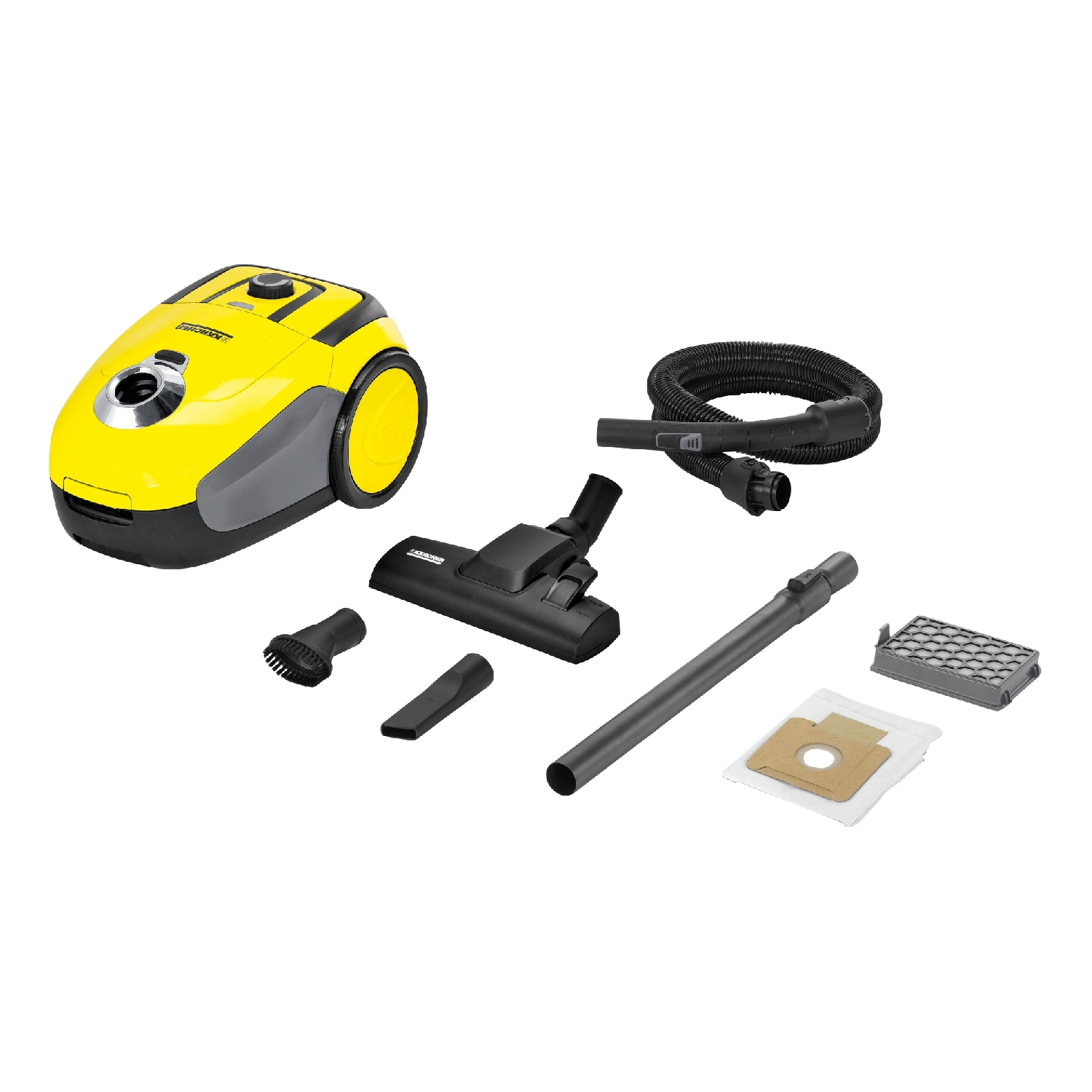 Electric vacuum cleaner KARCHER VC 2