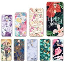 Phone Cover For Hisense F23 Colorful Painted Fashion Design TPU Silicone Soft Phone Case(China)