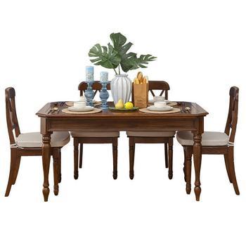 Un pesebre Moderne Sala Comedores Mueble Piknik Masa Sandalye Pliante Tafel  De madera De Mesa De Comedor Jantar Tablo escritorio Mesa De Comedor