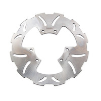 Front Brake Disc Rotor for Yamaha Serrow XT225 86 06 XG250 Tricker 04 06 TTR230 05 13 XTZ125 04 10 TW125 TW200 DT125 DT200