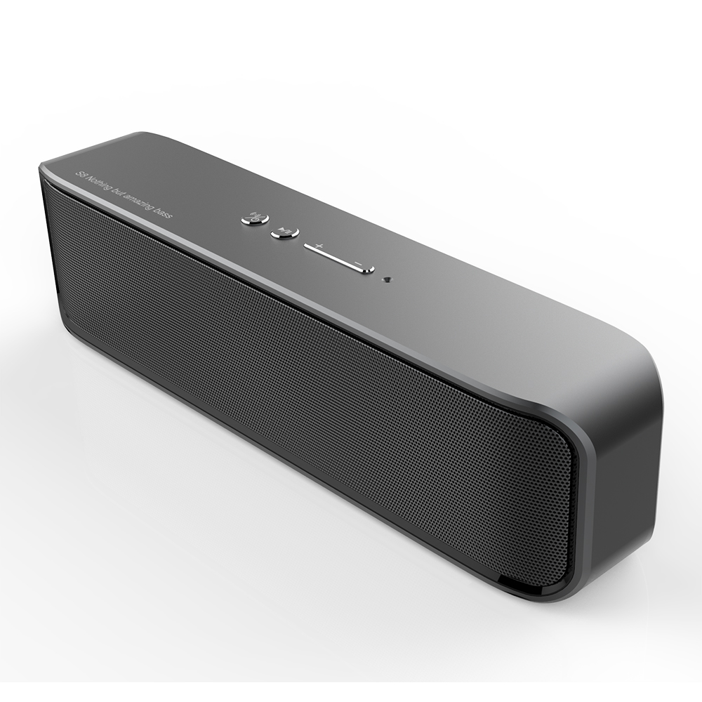 Wireless 20W Bluetooth Speakers Subwoofer Soundbar Sound Box Speaker Stereo Music TF AUX Hands free Portable