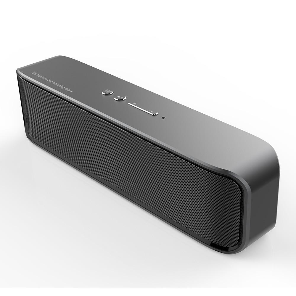 Wireless 20W Bluetooth Speakers Subwoofer Soundbar Sound Box Speaker Stereo Music TF AUX Hands free Portable
