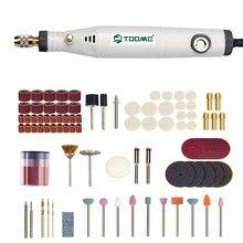 Mini perceuse électrique 18V, outils électriques, Mini perceuse électrique avec 0.3 3.2 avec ensemble daccessoires de meulage, multifonction, Mini stylo de ciselure pour outils Dremel