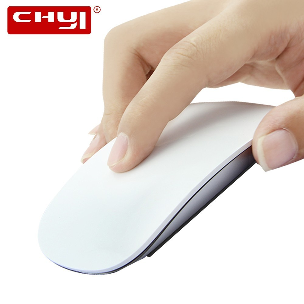 2.4G Wireless Ergonomic Mouse Ultra Thin Magic Mice Optical Scroll Wheel Touch Mouse For Apple Macbook Desktop Laptop Tablet PC new mini retractable usb optical mouse for pc laptop notebook scroll wheel colorful mice dropshipping