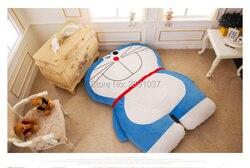 120x200 cm piękny Tinker kot śpiwór Sofa łóżko Twin łóżko podwójne łóżko materac dla dzieci ponadgabarytowych Beanbag tatami Sofa