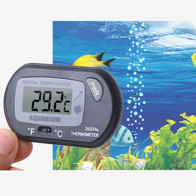 Conjunto 1 50 W Haste de Aquecimento Aquecedor de Aquário Submersíveis LED Termômetro Digital Para Aquário Do Tanque de Peixes Com a UE/EUA plugue