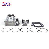 Мотоцикл двигатели для автомобиля резак блока цилиндров поршневых колец прокладка наборы ZongShen 250CC NC250 NC 250
