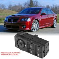 Car Power Window Door Lock Switch for Pontiac G8 GT 08 09 92225343 Car Accessories