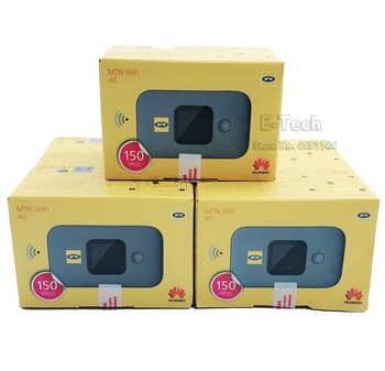 ロック解除 Huawei 社 E5577 4 グラム E5577s-321 3000 2800mah のバッテリー携帯ホットスポット無線ルーターの Pocket Wifi ホットスポットのサポートアンテナ