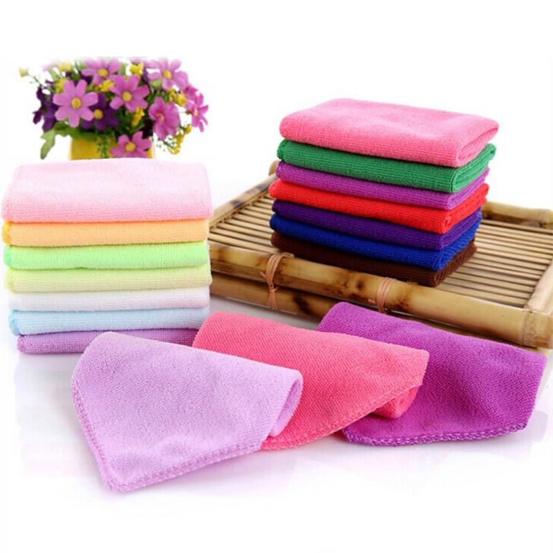 Soft 30*70CM Absorbent Ultra-fine Fiber Bath Towel Home Textile Quick-drying Car Towels Bathroom Supplies