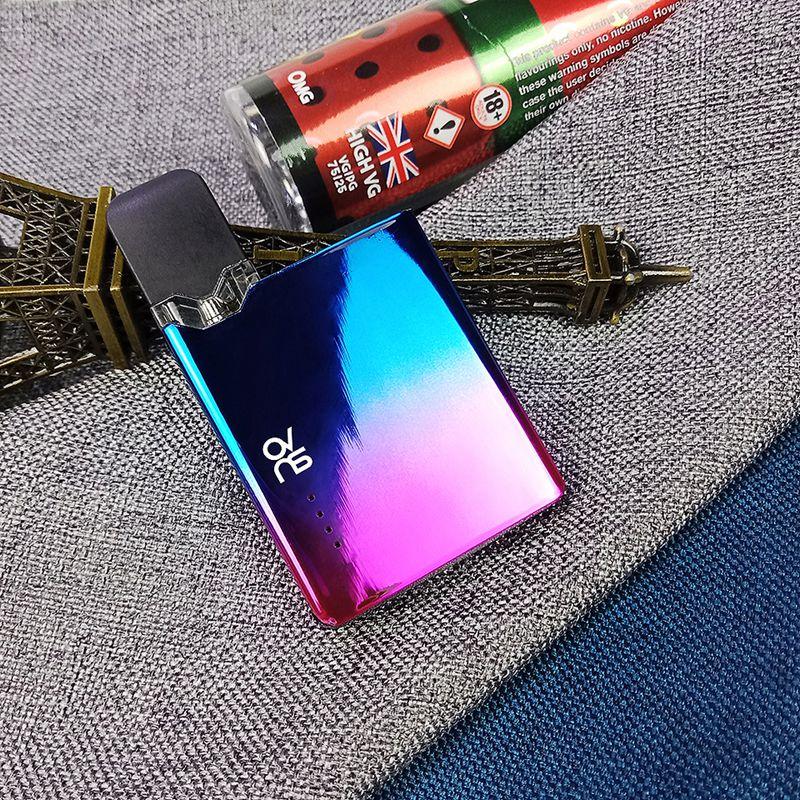 Ovns Jc01 Pod Vape Kit 400Mah Built In Battery Box Mod With 0.7Ml Cartridge Pod Vaporizer E Cigarette Kit