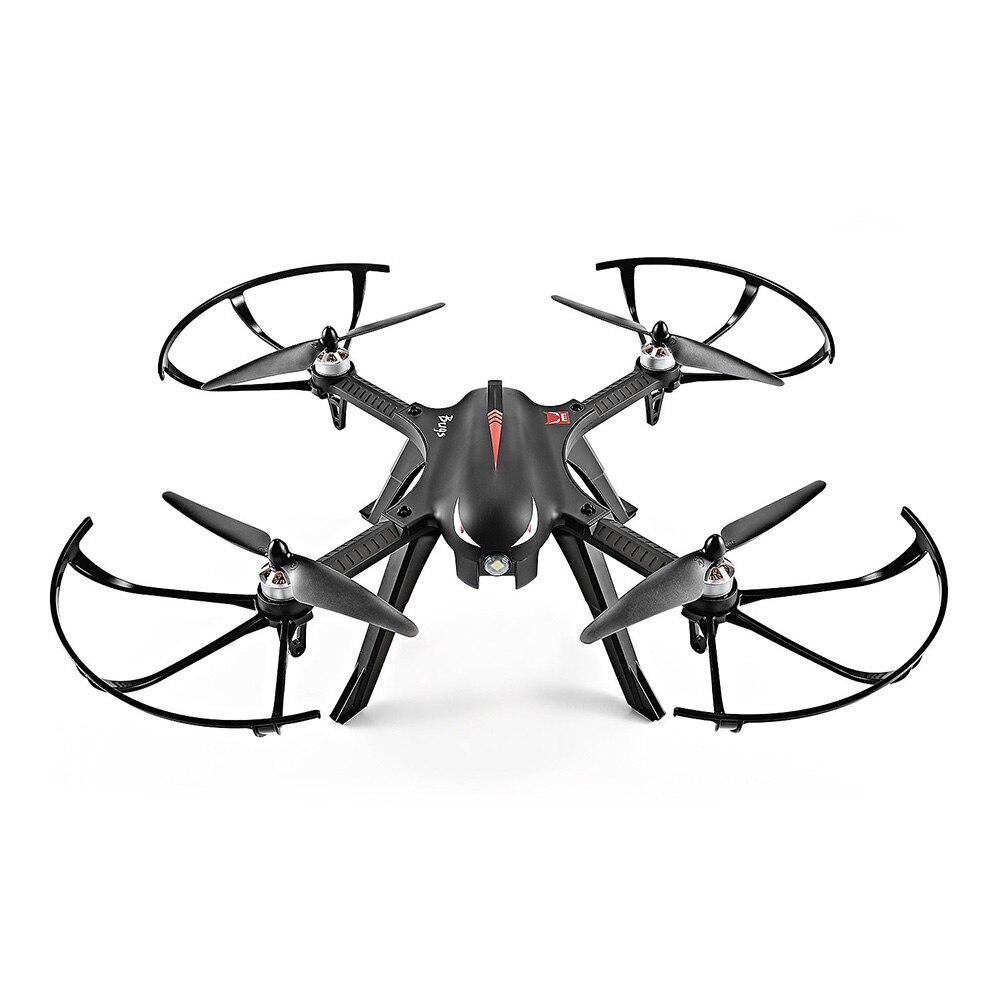 MJX B3 Bugs 3 Радиоуправляемый Дрон вертолет Квадрокоптер Бесщеточный 2,4G мини Дрон с креплением для камеры 4k Gyro Drone Профессиональный вертолет - 4