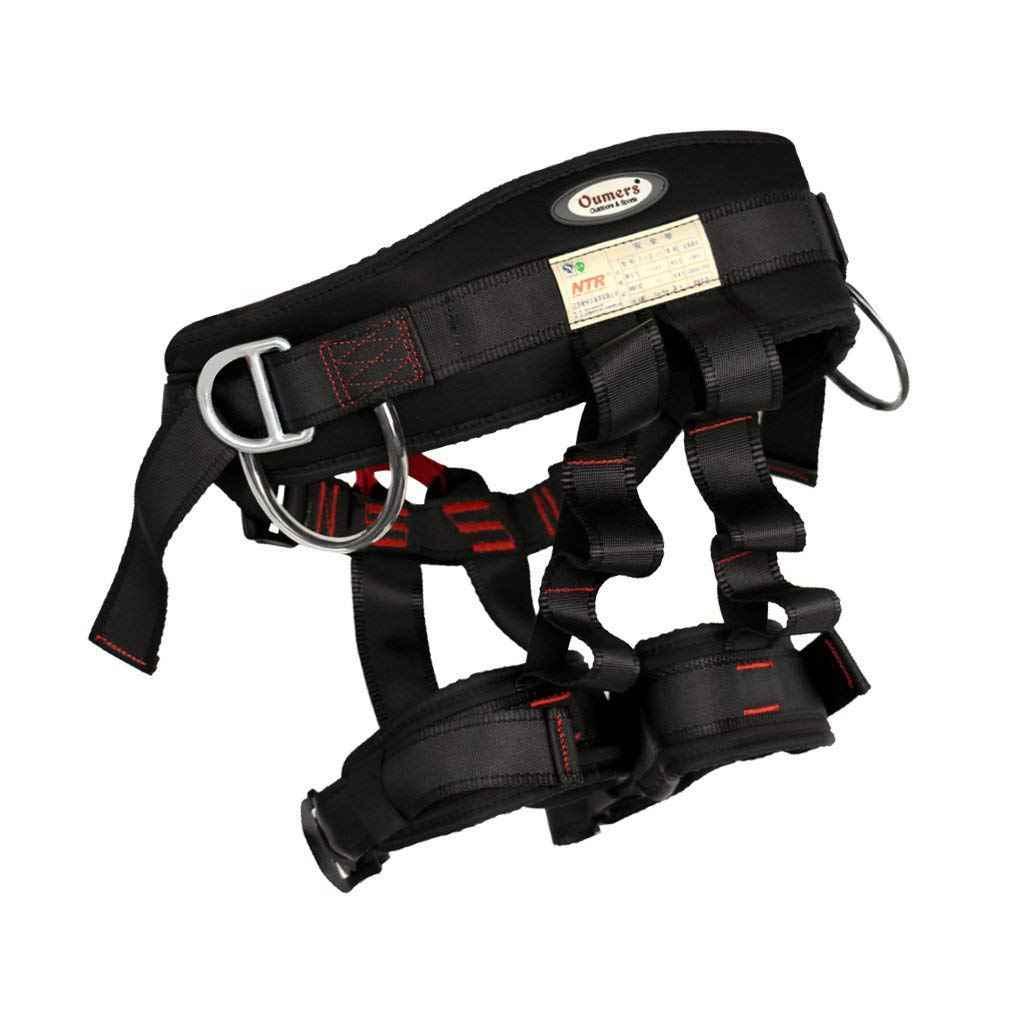 NTR 22kN скалолазание жгут защита от падения Регулируемый ремень безопасности репперное оборудование инструмент