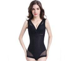 Women Thin Post Natal Postpartum Slimming Underwear Shaper Recover Bodysuits Shapewear Waist Corset Girdle Black/Skin