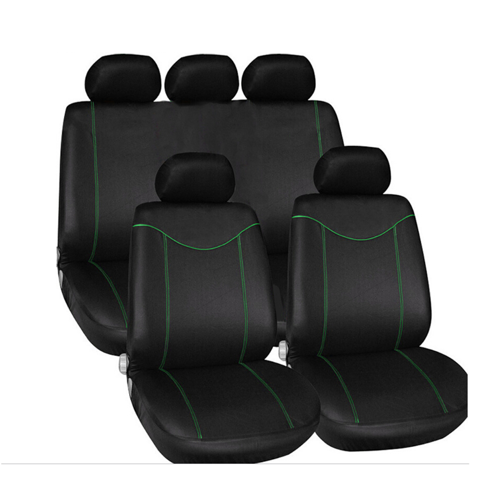 MG ZS Luxury LEATHERETTE Car Seat Covers Protectors Full Set