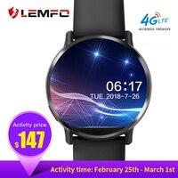 LEMFO LEM X смарт часы Android 7,1 LTE 4 г Sim Wi Fi 2,03 дюймов 8MP камера gps сердечного ритма подарки на новый год Smartwatch для мужчин женщин