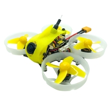 FullSpeed TinyLeader 75mm F4 2-3 S Whoop FPV Racing Drone 1103 Motor Caddx ajustable Cam 600 mW VTX-versión HD