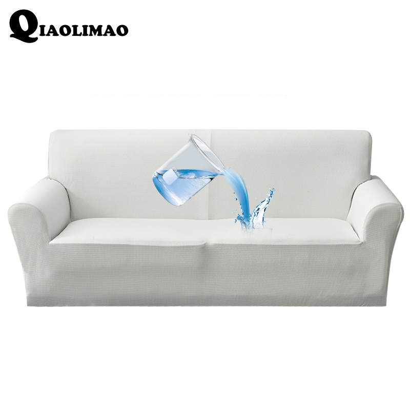 Awesome Us 6 99 50 Off New Elastic Waterproof Sofa Cover For Dog Pets Stretch Sofa Towel Lounge Protector Couch Cover Single Two Three Seater Slipcover In Spiritservingveterans Wood Chair Design Ideas Spiritservingveteransorg