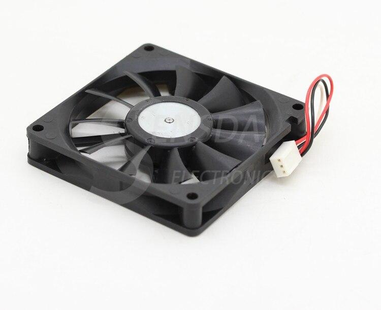 NMB 3106KL-05W-B59 8015 8CM 24V 0.16A three-wire inverter cooling fan