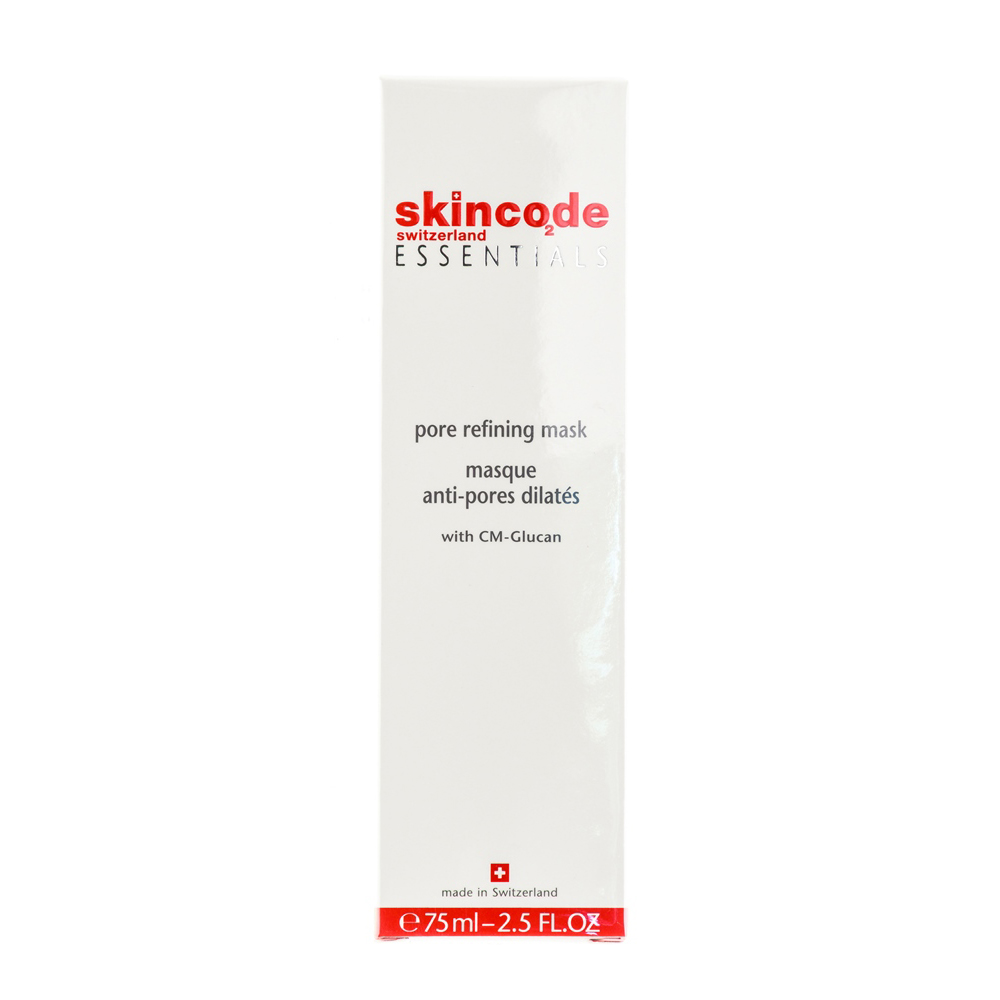 Masks SKINCODE SK1029 moisturizing mask tightening for the face narrowing of pores cleansing skincode косметика каталог