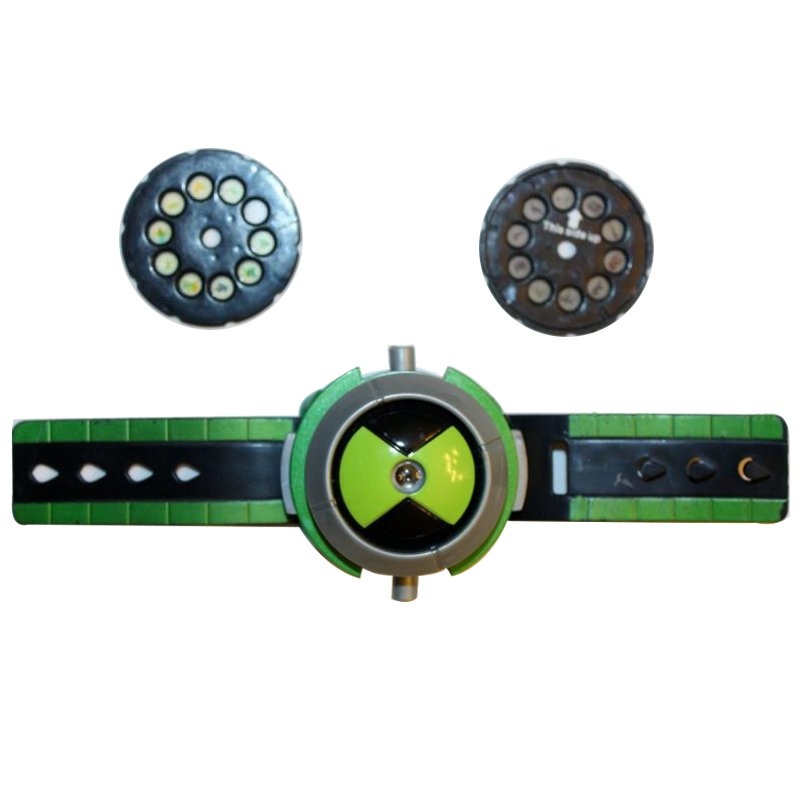 Kid Projector Watch Novelty & Gag Toys Christmas Gifts Ben 10 Projection rings Gags & Practical Jokes For Kids Children Toy