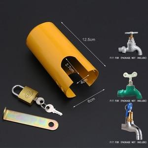 1 Set Lockable Tap Protective