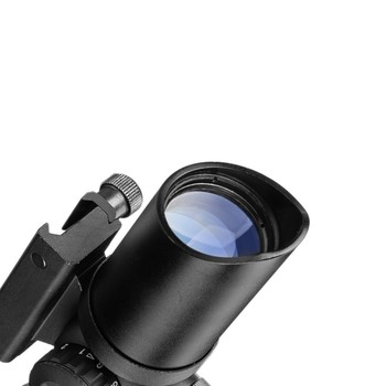 1.5-5X32 Short Scope Hunting Riflescope Red Dot Green Illuminated Optical Sight Rail 20mm Crossbows For Hunter Airsoft Weapons 3